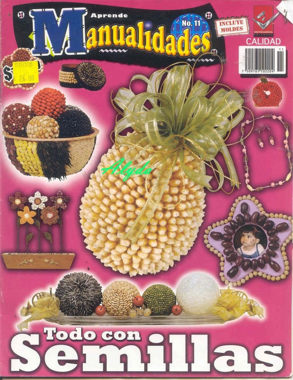 manualidades con semillas cyberdocentes cyberdocentes