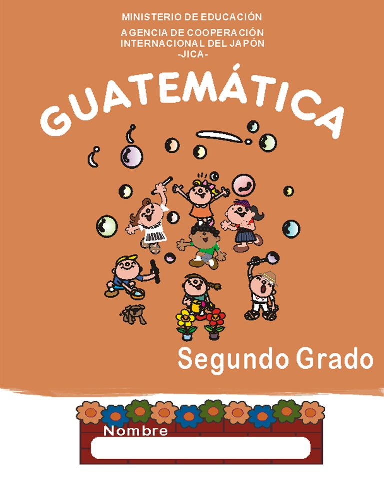 Guatemática: Cuadernos de trabajo para segundo grado | CyberDocentes